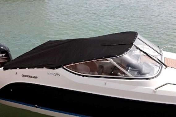 activ 595 cruiser quicksilver france bateaux l gants pratiques et s rs. Black Bedroom Furniture Sets. Home Design Ideas
