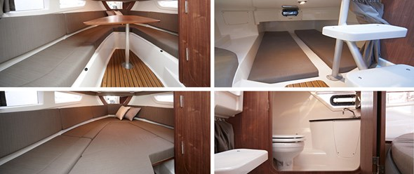 Cabin for 4 adults