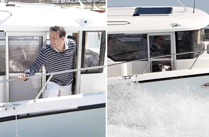 Quicksilver captur 755 pilothouse vendita barche globalcar - Finestre per barche ...