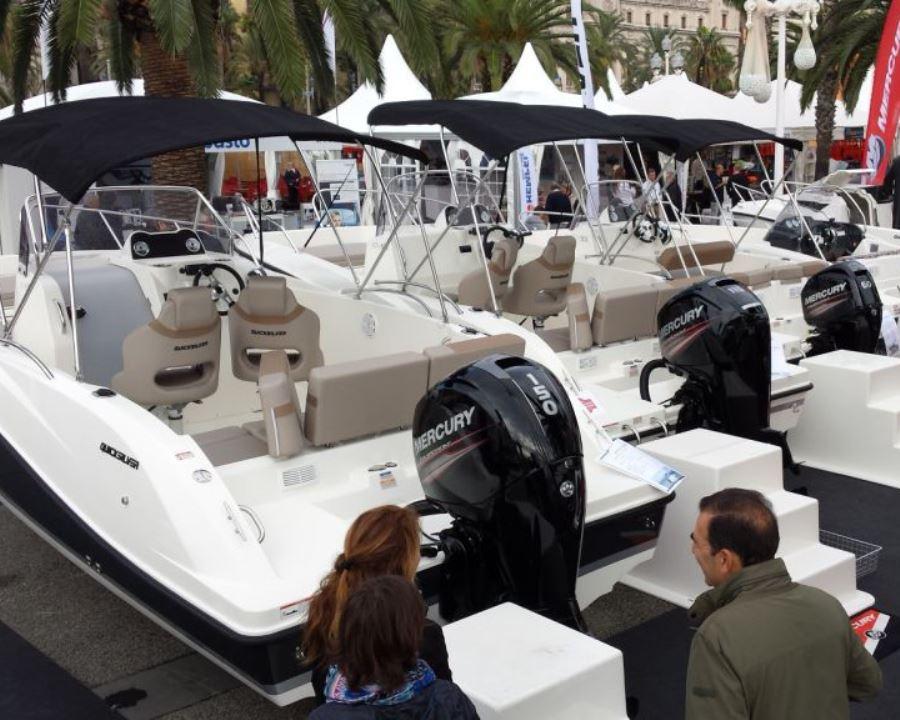 Ev nements foires bateaux quicksilver - Salon nautique de barcelone ...