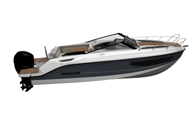 THE NEW QUICKSILVER ACTIV 755 CRUISER: ENJOY THE VIEW