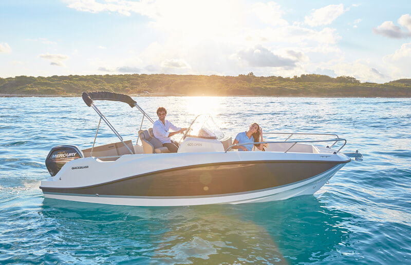 Activ 605 Open | Quicksilver Boats