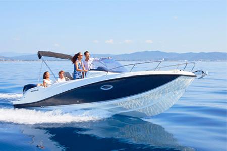 Activ 675 Sundeck   Quicksilver Boats