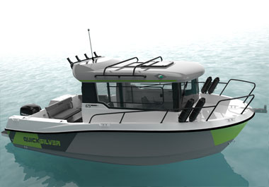 Quicksilver is delighted to announce the launch of the 675 Pilothouse Explorer.