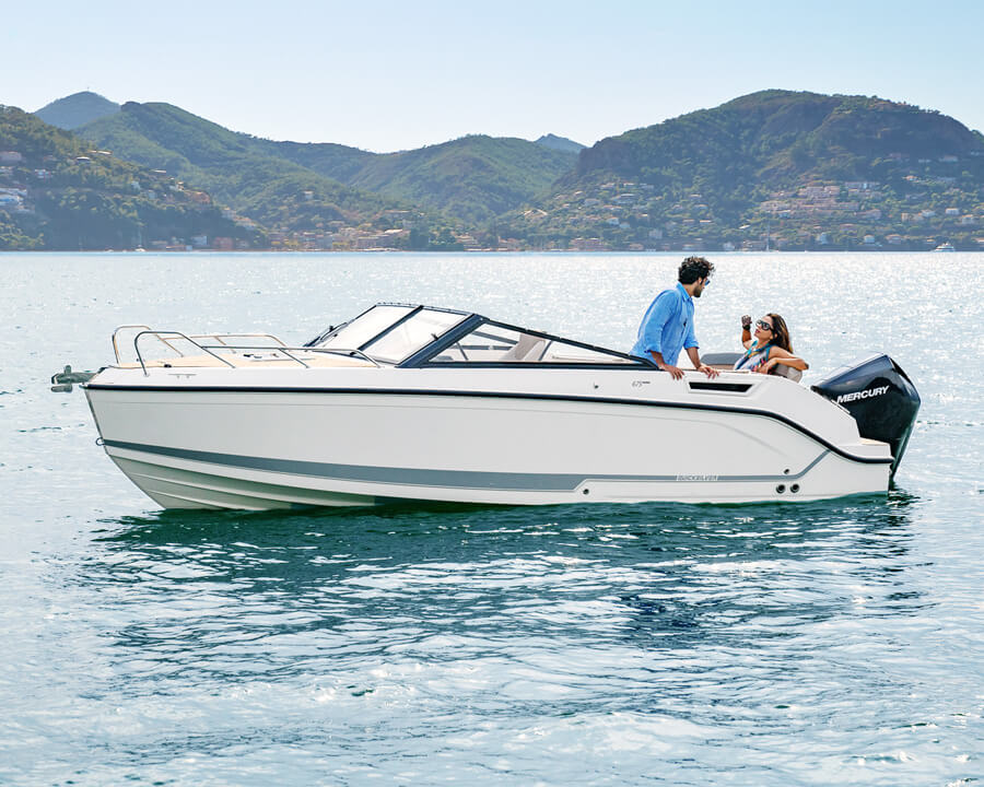 THE NEW QUICKSILVER ACTIV 675 CRUISER: SLEEK, SPORTY AND SPACIOUS