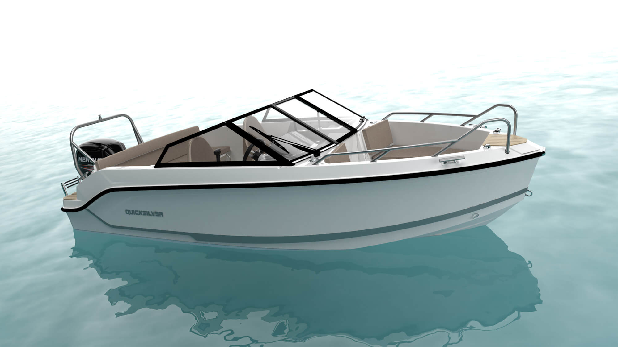 New Activ 555 Bowrider: spontaneous, sporty, irresistible