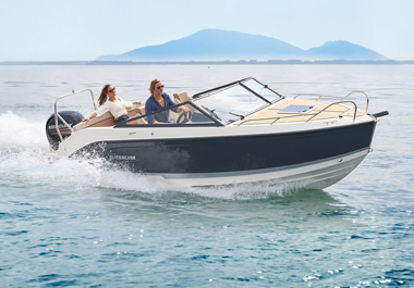 New Activ 605 Cruiser: Choose to cruise