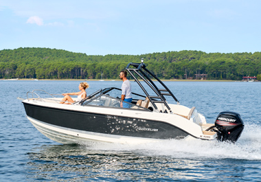 New Activ 605 Bowrider: fuelled for adventure