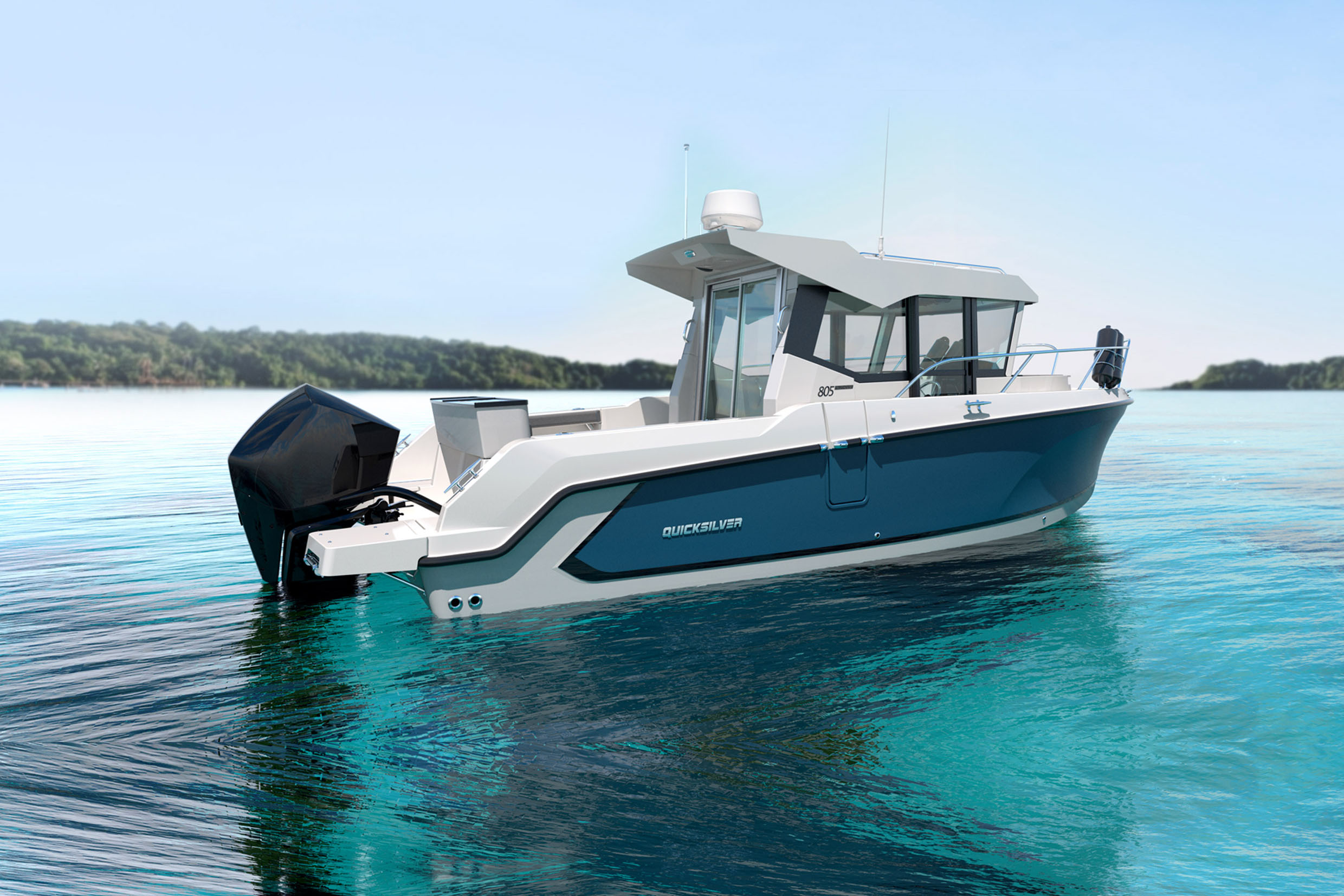 Fish be aware: the 805 Pilothouse is on its way